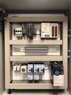 Industrial Controls Panel