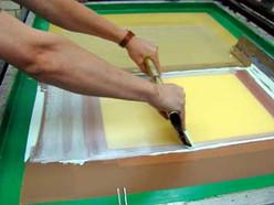 Vitreous Enamel Printing System