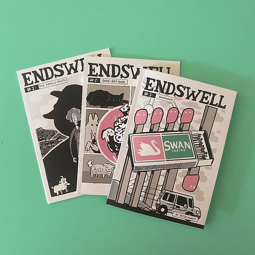 Endswell Chapters 1-3 BUNDLE