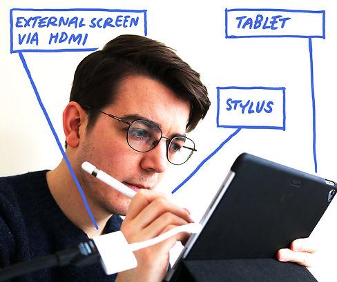 Digital and Virtual Scribing Peter Morey