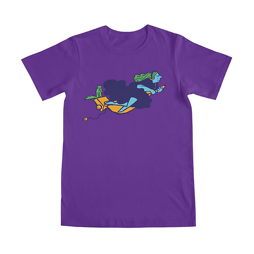 URBAN WITCH graphic tee