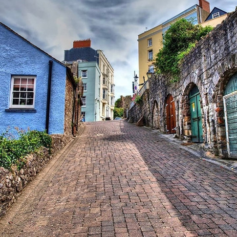 Penniless Cove Hill