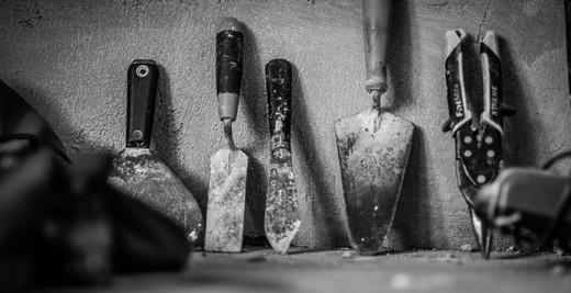 Workman's tools