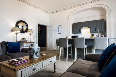 Luxury Apartment Living Tenby