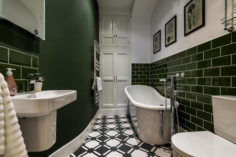 Bespoke Designed Bathroom En-suite