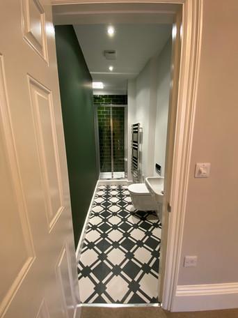 Bespoke Designed En-suite Shower Room