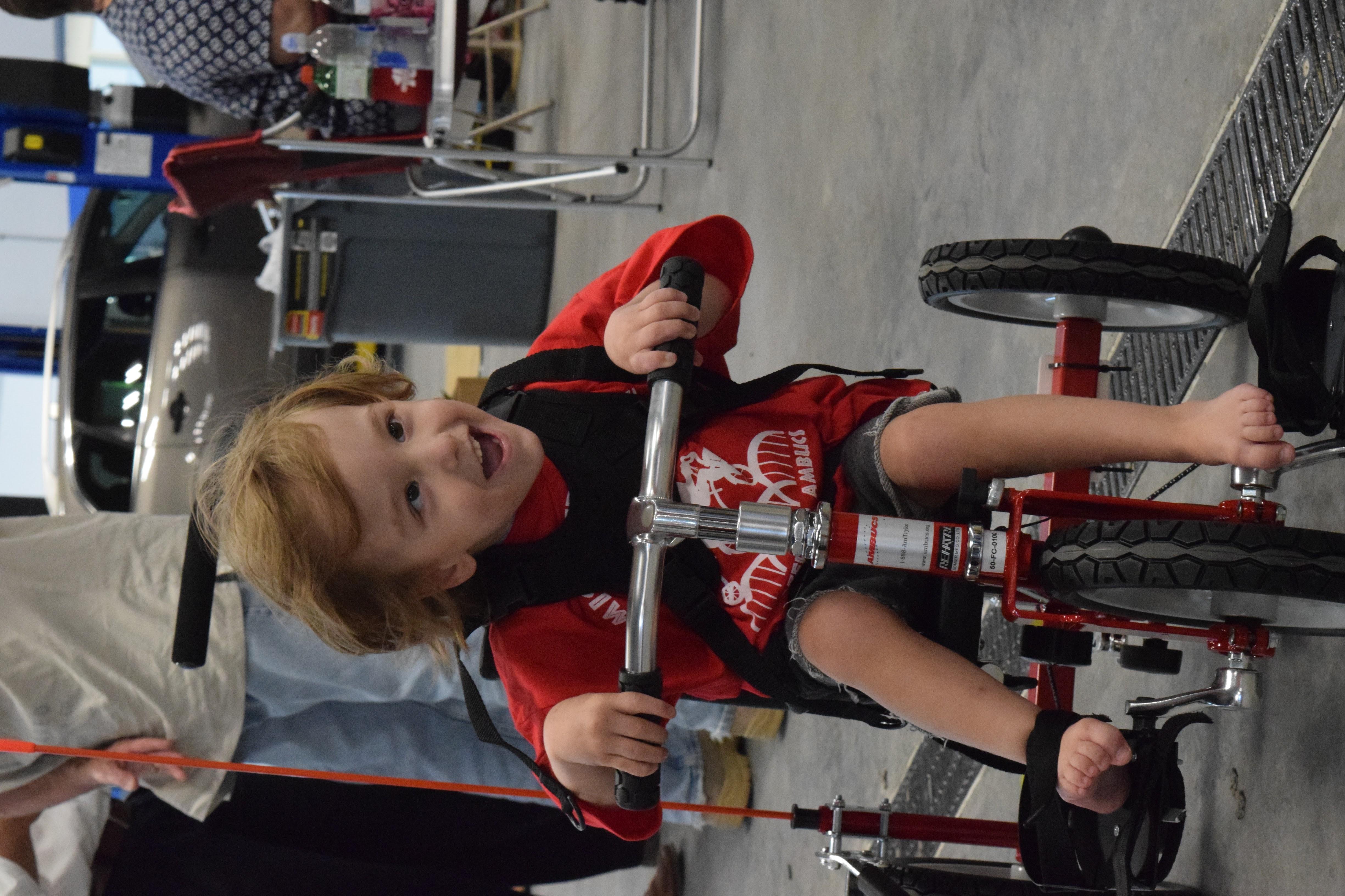 adaptive bike therapeutic trike tryk