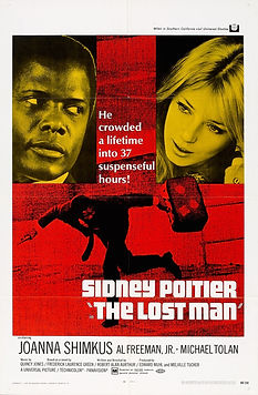 The Lost Man - Movie Poster