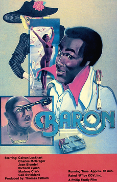 The Baron - VHS Cover