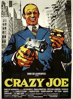 Crazy Joe - Movie Poster
