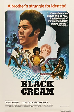 Black Cream (1972) Movie Poster SM