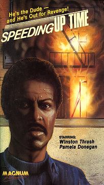 Speedig Up Time - VHS Cover