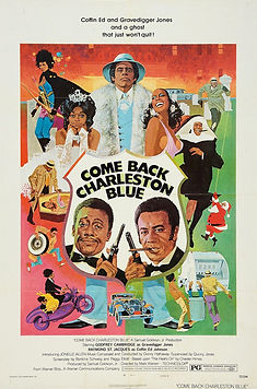 Come Back Charleston Blue - Movie Poster