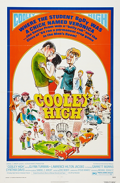 Cooley High - Movie Poster