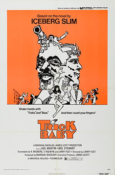 Trick Baby - Movie Poster