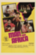 Man From African - Movie Poster