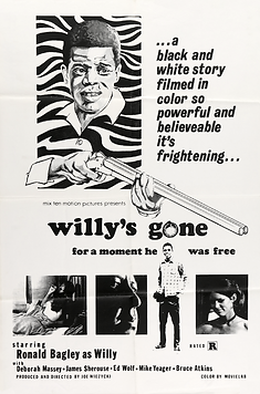 Willy's Gone (1972) - Movie Poster SM.pn