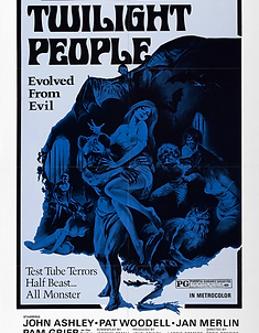 The Twilight People - Movie Poster