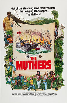 The Muthers - Movie Poster