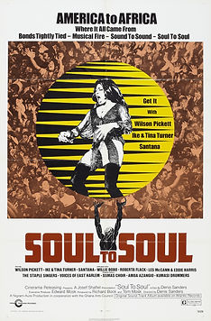 Soul to Soul - Movie Poster