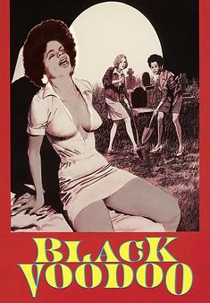 Black Voodoo - VHS Cover Crop