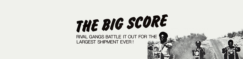 Big Score The - COS Banner
