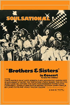 Brothers & Sisters In Concert  -  Movie