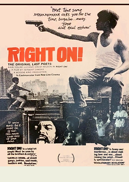 Right On! (1970) Movie Poster