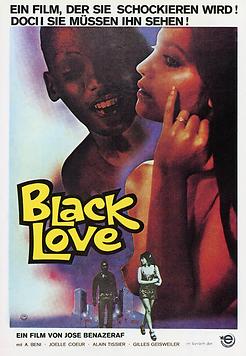 Black Love (1974) - German Movie Poster