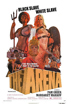 The Arena - Movie Poster