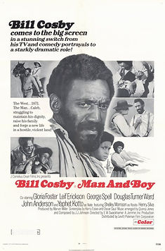 Man and Boy - Movie Poster