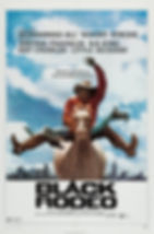Black Rodeo - Movie Poster