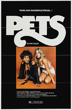 Pets - Movie Poster