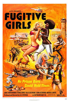 Fugitive Girls - Movie Poster
