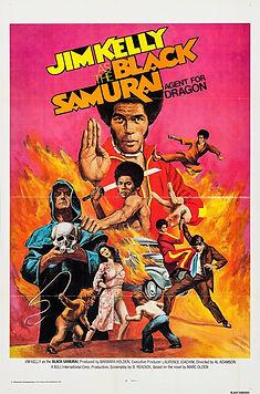The Black Samurai - Movie Poster