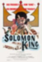 Solomon King (1974) Movie Poster