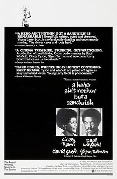 Hero Ain't Nothin' But a Sandwich (1978)