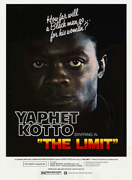 Limit, The - Movie Poster (Restored) SM.