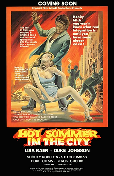 Hot Summer in the City - Movie Poster