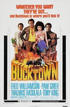 Bucktown (1975) Movie Poster