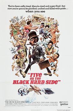 Five on the Black Hand Side - Movie Poster