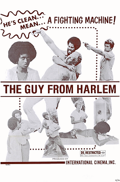 The Guy From Harlem - Movie Poster