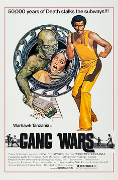 Gang Wars Movie Poster