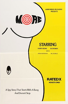 More (1975) - Movie Poster