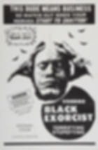 Voodoo Black Exorcist - Movie Poster