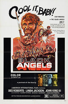 Black Angels - Movie Poster