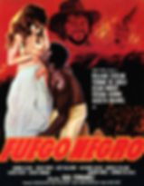 Fuego Negro - Movie Poster
