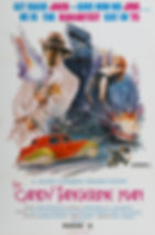 Candy Tangerine Man, The - Movie Poster