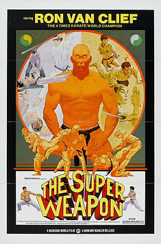 The Super Weapon - Movie Poster