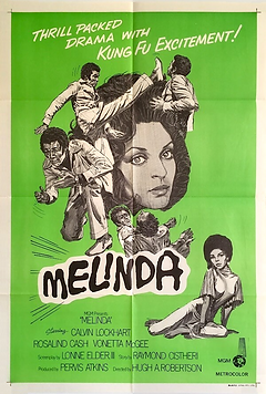 Melinda - Movie Poster